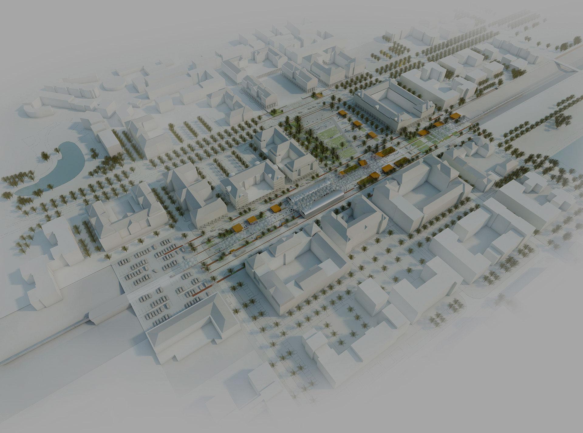 Architecture . Urbanisme . Mobilité
